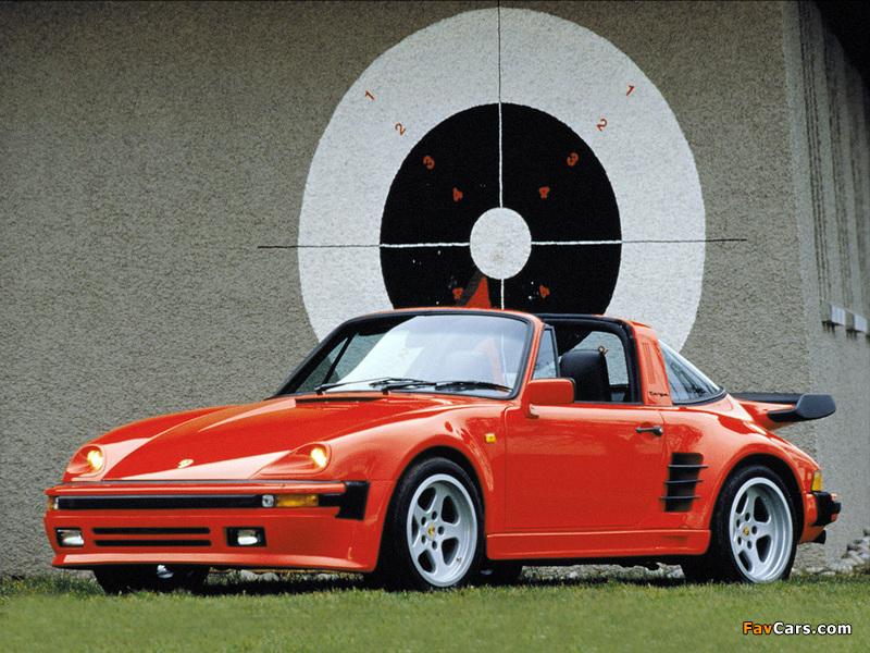 Rinspeed Porsche R59 wallpapers (800 x 600)