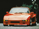 Photos of Rinspeed Porsche R69 (930) 1985–89