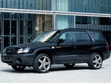 Images of Rinspeed Subaru Forester Lady (SG) 2004
