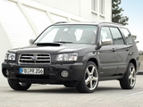 Pictures of Rinspeed Subaru Forester 2003–05