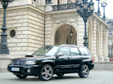 Rinspeed Subaru Forester 2003–05 wallpapers