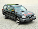 Rinspeed Subaru Forester Lady 2004 wallpapers