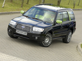 Rinspeed Subaru Forester Lady 2006 wallpapers