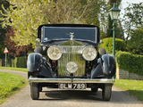Images of Rolls-Royce 20/25 HP Drophead Coupe by Mulliner 1934