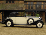 Pictures of Rolls-Royce 20/25 HP Drophead Coupe by James Young 1934
