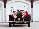 Pictures of Rolls-Royce 20/25 HP Tourer 1934