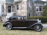 Rolls-Royce 20/25 HP Saloon by Thrupp & Maberly 1932 pictures