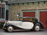 Rolls-Royce 20/25 HP Sports Coupe by Gurney Nutting 1933 wallpapers
