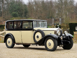 Rolls-Royce 20/25 HP Limousine by Hooper 1930 wallpapers