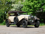 Rolls-Royce 20/25 HP Tourer by Robinson 1932 wallpapers