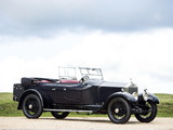 Rolls-Royce 20 HP Coupe Cabriolet by Barker 1928 pictures