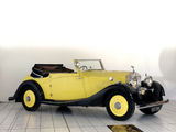 Rolls-Royce 20 HP Drophead Coupe 1926 wallpapers