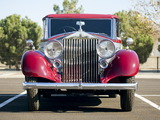 Images of Rolls-Royce 25/30 HP Wingham 4-door Cabriolet by Martin Walter 1937