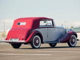Photos of Rolls-Royce 25/30 HP Wingham 4-door Cabriolet by Martin Walter 1937
