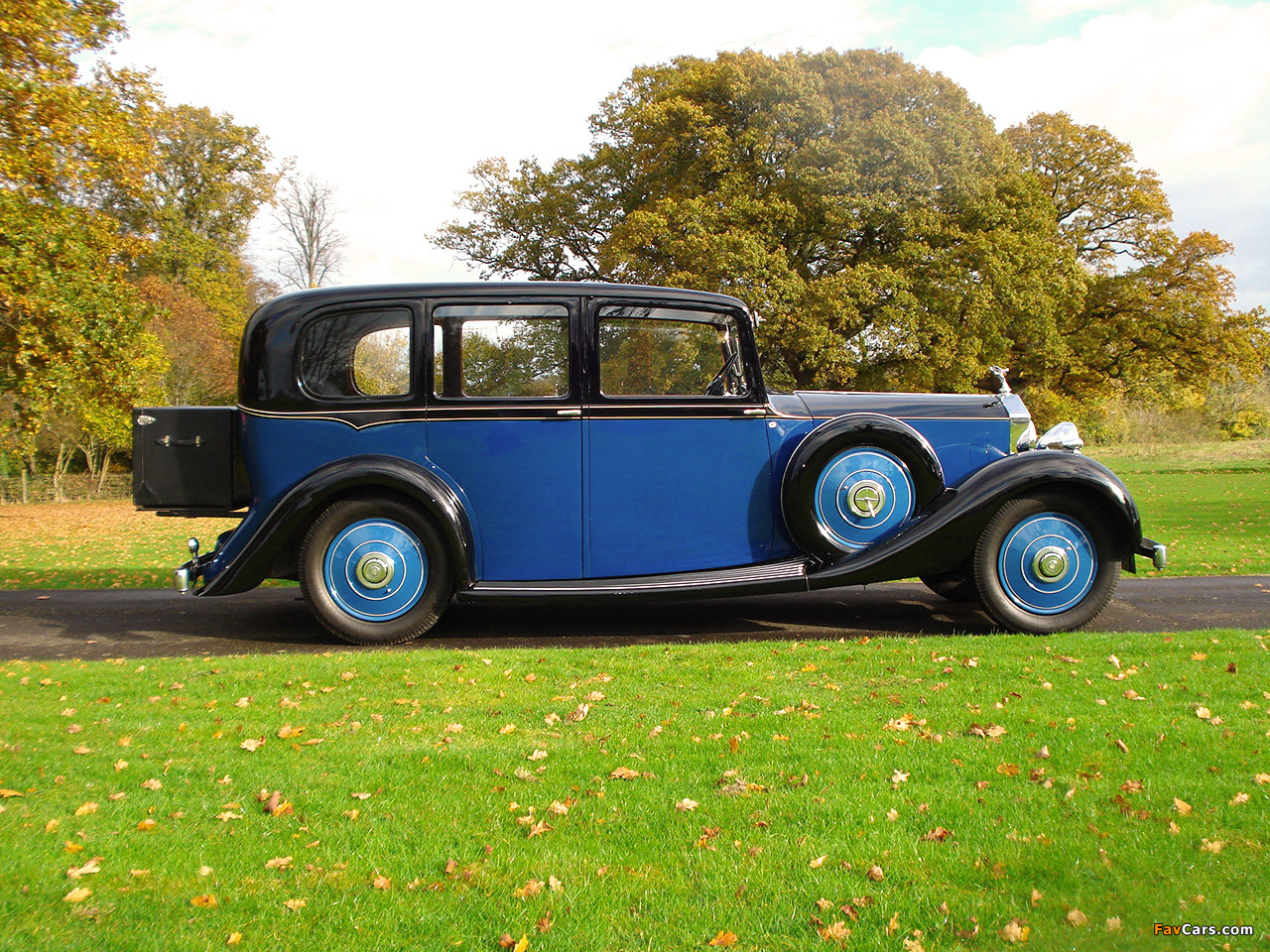 Photos Of Rolls Royce 25 30 Hp Limousine By Hooper 1937