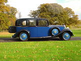 Photos of Rolls-Royce 25/30 HP Limousine by Hooper 1937
