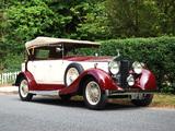 Pictures of Rolls-Royce 25/30 HP Tourer 1936