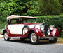 Pictures of Rolls-Royce 25/30 HP Tourer 1936