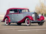 Rolls-Royce 25/30 HP Wingham 4-door Cabriolet by Martin Walter 1937 images