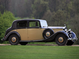 Rolls-Royce 25/30 HP Saloon by Hooper 1937 photos