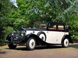 Rolls-Royce 25/30 HP Tickford All Weather Saloon by Salmons & Sons 1937 photos