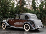 Rolls-Royce 25/30 HP Sport Saloon 1938 images