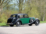 Rolls-Royce 25/30 HP Sports Saloon by James Young 1938 pictures