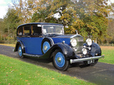 Rolls-Royce 25/30 HP Limousine by Hooper 1937 photos