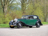 Rolls-Royce 25/30 HP Sports Saloon by James Young 1938 wallpapers