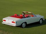Rolls-Royce Camargue Retractable Hardtop by Niko-Michael Coachworks 1987 pictures