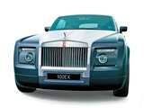 Pictures of Rolls-Royce 100EX Centenary 2004