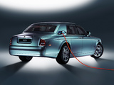 Pictures of Rolls-Royce 102EX Electric Concept 2011