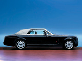 Rolls-Royce 100EX Centenary 2004 wallpapers