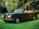 Images of Rolls-Royce Corniche Convertible 1971–77