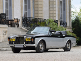 Images of Rolls-Royce Corniche Convertible FR-spec 1971–77