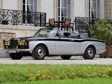 Photos of Rolls-Royce Corniche Convertible FR-spec 1971–77