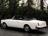 Pictures of Rolls-Royce Corniche Convertible 1977–87