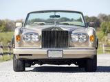 Pictures of Rolls-Royce Corniche II 1986–89