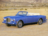 Pictures of Rolls-Royce Corniche II 1986–89