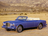 Rolls-Royce Corniche II 1986–89 wallpapers