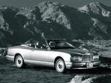 Rolls-Royce Corniche 2000–02 images