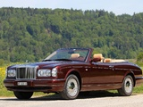 Rolls-Royce Corniche 2000–02 photos