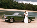 Rolls-Royce Corniche Convertible 1971–77 images