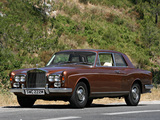 Rolls-Royce Corniche Saloon 1971–77 photos