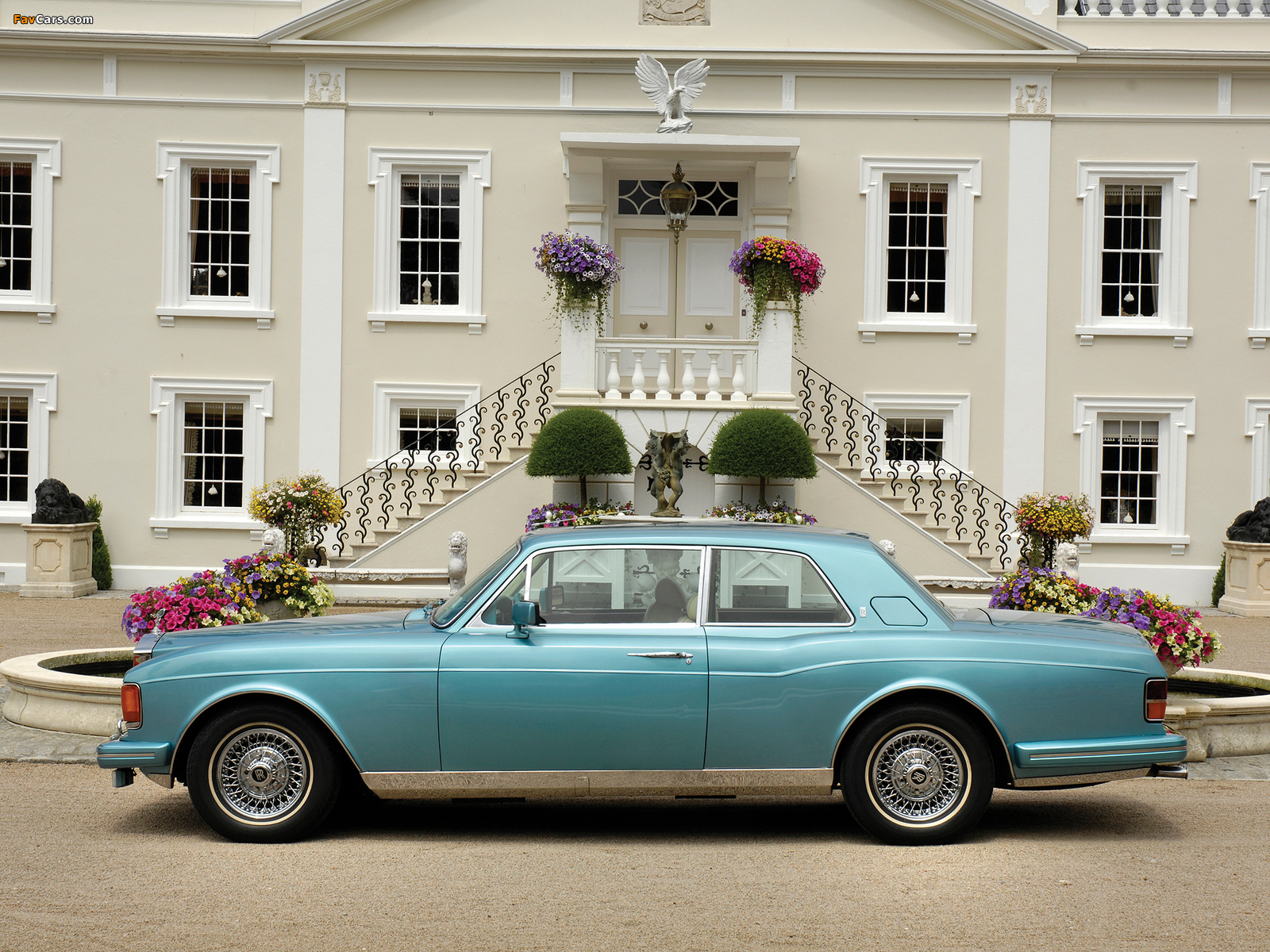 Rolls Royce Corniche Hooper Coupe 1980 Images 1600x1200