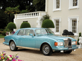 Rolls-Royce Corniche Hooper Coupe 1980 photos
