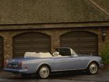 Rolls-Royce Corniche II 1986–89 pictures