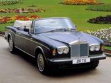 Rolls-Royce Corniche II 1986–89 wallpapers