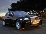 Images of Rolls-Royce Ghost UK-spec 2009–14