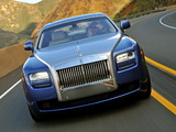 Images of Rolls-Royce Ghost US-spec 2009–14